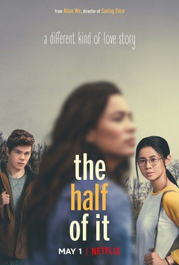 The Half of It poster.