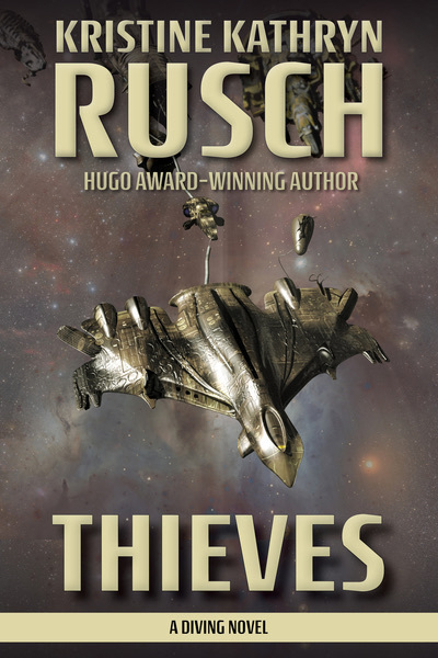 Thieves book cover.
