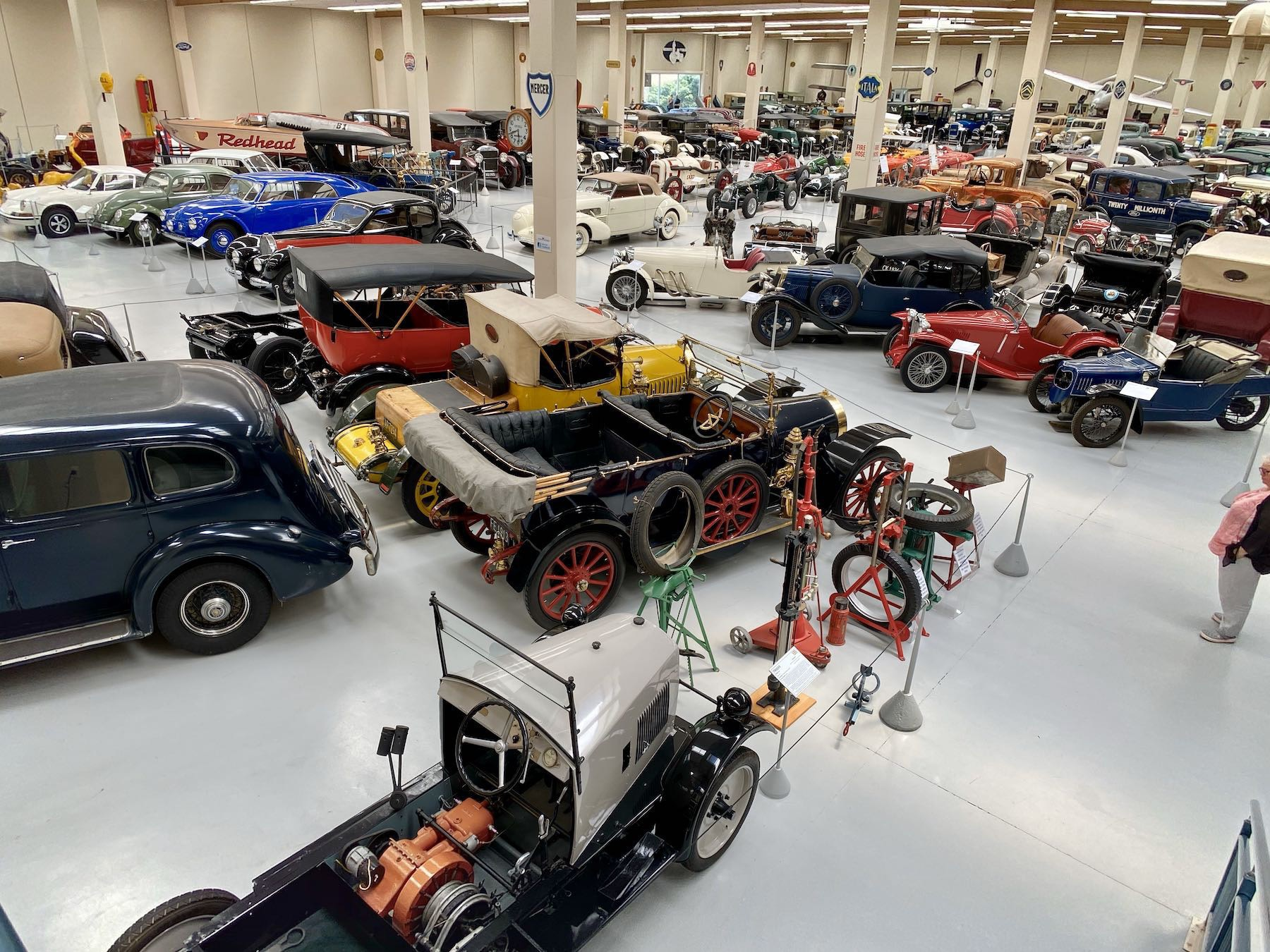 Miscellaneous cars.
