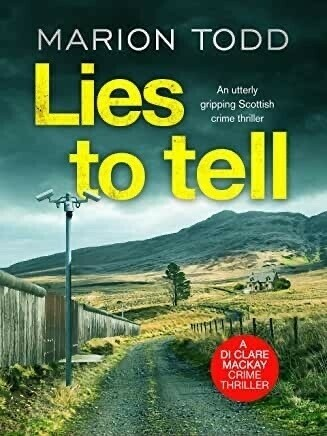Lies to Tell book cover.
