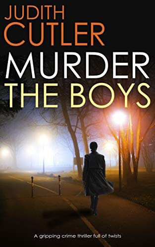 Murder The Boys book cover.
