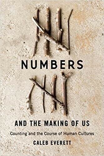 Numbers and the Making of Us book cover.