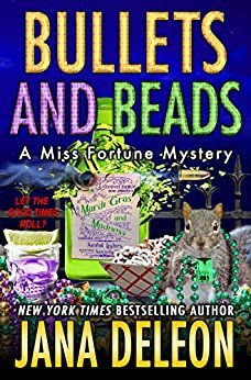 Bullets and Beads book cover.