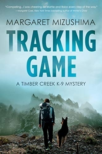 Tracking Game book cover.