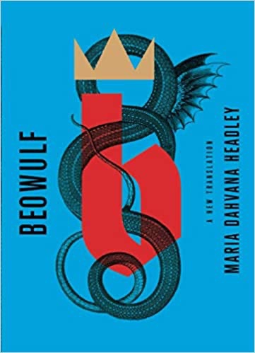 Beowulf book cover.