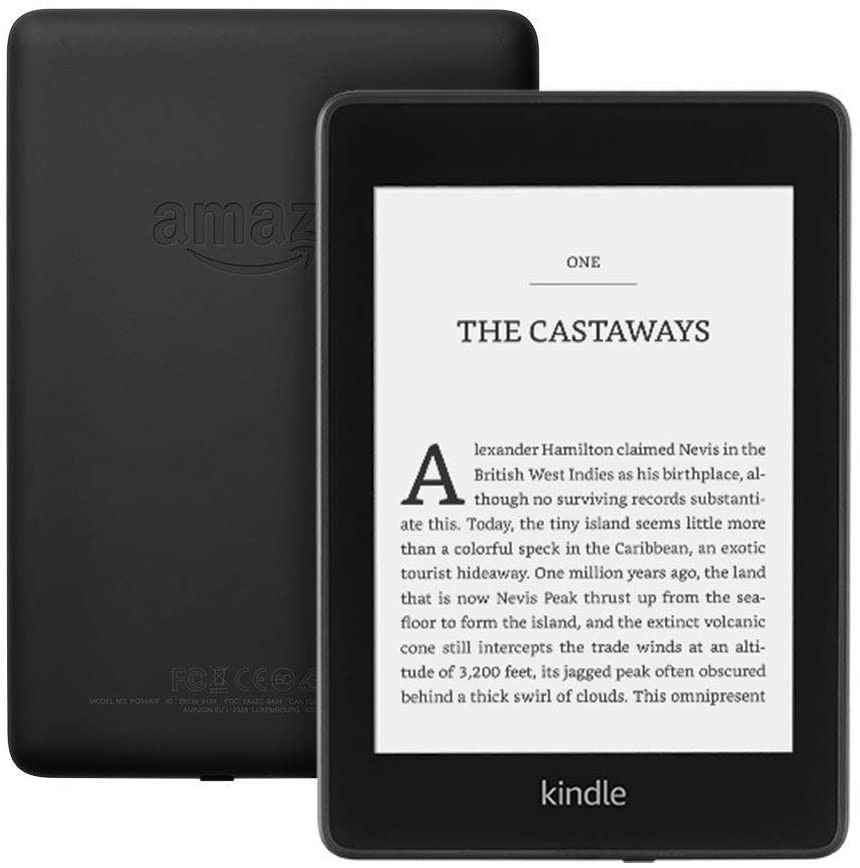 Kindle Paperwhite product photo.