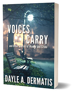 Voices Carry book cover.