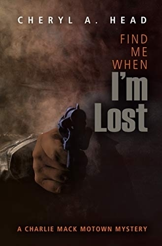 Find Me When I'm Lost book cover.