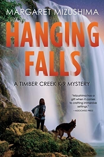 Hanging Falls book cover.