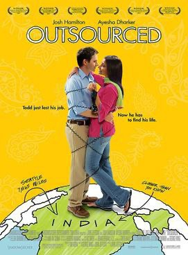 Outsourced movie poster.