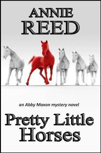 Pretty Little Horses book cover.