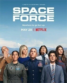 Space Force poster.