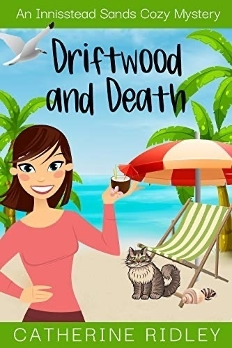 Driftwood and Death book cover.