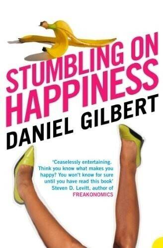 Stumbling on Happiness book cover.