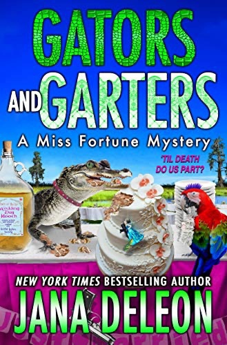 Book cover: Gators and Garters.
