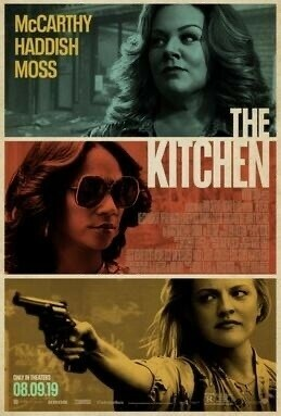 The Kitchen poster.