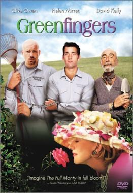 Greenfingers movie poster.