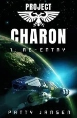 Book cover — Project Charon 1: Re-entry.