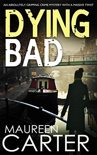 Dying Bad book cover.