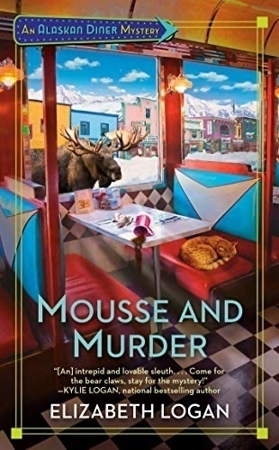 Mousse and Murder book cover.