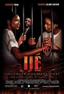 Movie poster: Ije: The Journey.