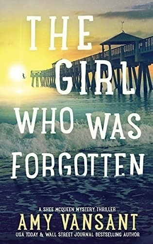 The Girl Who Was Forgotten book cover.