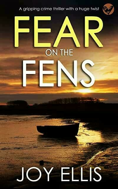 Fear on the Fens book cover.