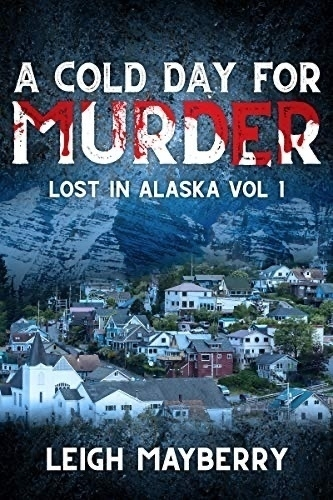 A Cold Day for Murder book cover.
