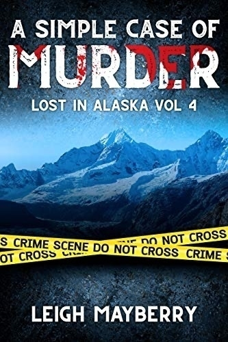 A Simple Case of Murder book cover.