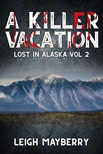 Book cover: A Killer Vacation.