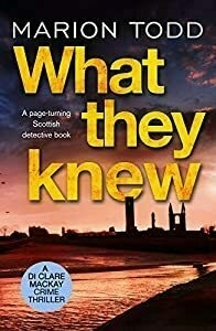 What They Knew book cover.