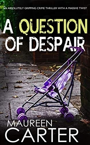 A Question of Despair book cover.