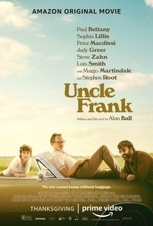 Uncle Frank movie poster.
