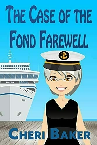 The Case of the Fond Farewell book cover.