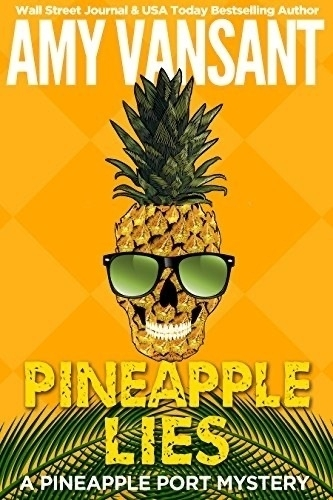 Pineapple Lies book cover.