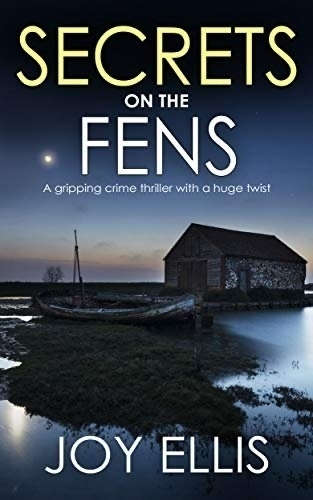Book Cover Joy Ellis : Secrets on the Fens.