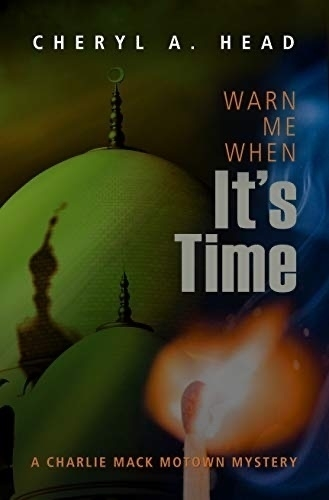 Book cover: Warn Me When It's Time.