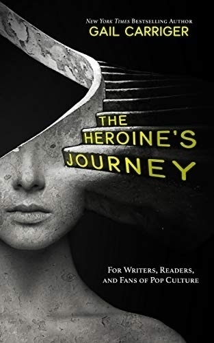 The Heroine's Journey book cover.