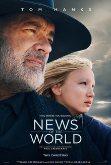 New of the World movie poster.